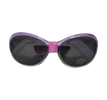 Disney   Disney Ariel & Flounder Glitter Oval Shape Sunglasses for Girls age 3Y+ (Purple)
