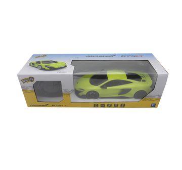 Ralleyz | Ralleyz 1:18 27Mhz Mclaren Remote Control Car Green, 6Y+