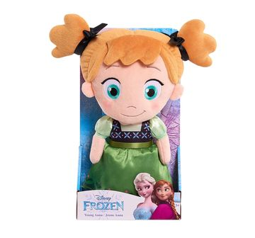 Disney |  Disney Frozen Bedtime Cuddle Plush Character Soft Toys for Girls age 5Y+ - 27.94 Cm
