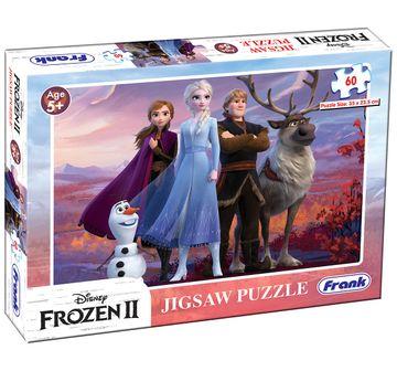 Frank | Frank Frozen II 60 Pcs Puzzle