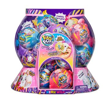 Pikmi Pops | Pikmi Pops Bubble Drop Neon Wild Single Pack