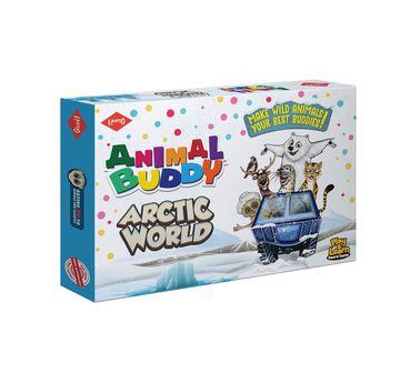 Kaadoo   Kaadoo Animal Buddy-Arctic World Edition Board Game