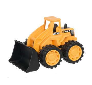 Jcb | JCB Yellow Mighty Moverz Wheel Loader Vehicles for Kids age 3Y+