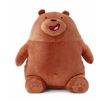 We Bare Bears | NE WBB Sitting Grizzly Bear 30cm