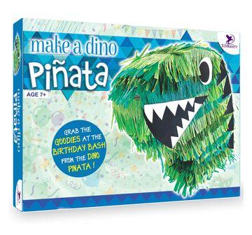 Toy Kraft | Toy Kraft Make A Dino - Pinata, Multicolor, 7Y+