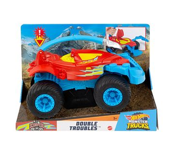 Monster Truck | Hotwheels Mountain Truck Vehicles for Kids age 3Y+