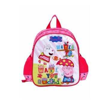 Peppa Pig   Peppa Pig Make You Grow 10 Backpack Bags for Kids age 3Y+