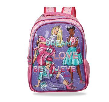 Barbie   Barbie Barbie Hood School Bag 41 Cm Bags for Girls age 7Y+
