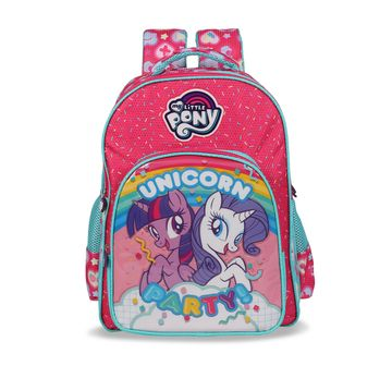 My Little Pony   My Little Pony My Little Pony Unicorn Party School Bag 41 Cm Bags for Girls age 7Y+ (Pink)