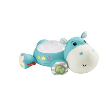 Fisher-Price | Fisher price Hippo Projection Soother Teal