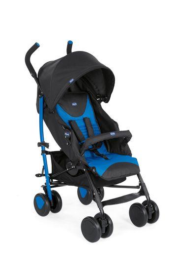 Mothercare   Chicco Echo Stroller W/Bumper Bar Stone