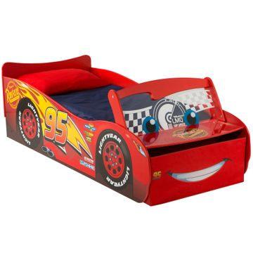 Mothercare | Worlds Apart Lightning Mcqueen 452CAA Toddler Bed