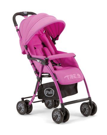 Mothercare   Pali Tre.9 Passeggino Purple Baby Stroller
