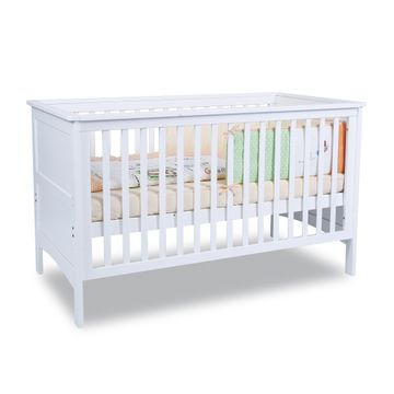 Mothercare | Papacare Kendall Cot Bed White
