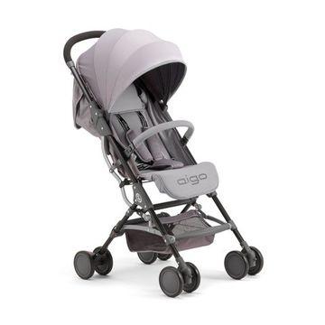 Mothercare | Pali Aigo One Hand Grey Baby Stroller