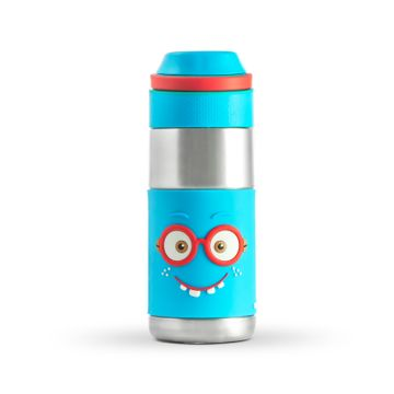 Mothercare | Rabitat Clean Lock Insulated Stainless Steel Bottle - Shyguy