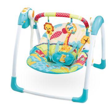 Mothercare | Mastela Deluxe Portable Swing 6579 Aqua