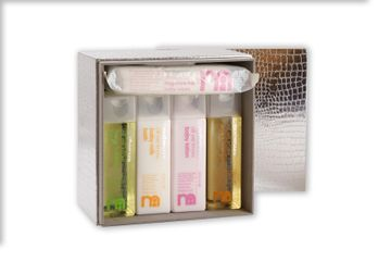 Mothercare | Mothercare Gift Basket Silver Pack Of 5- Op 1