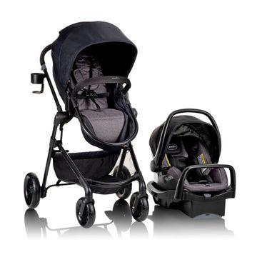 Mothercare | Evenflo Pivot Modular Travel System Black
