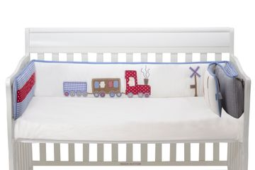 "Mothercare | Abracadabra Full Cot bumper (60"" x 120"") - Transport"