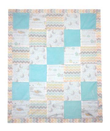 Mothercare | Abracadabra Plush Blanket - Sleepy Friends