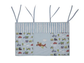 Mothercare | Abracadabra Bed Organiser - Transport