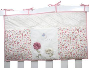 Mothercare | Abracadabra Bed Organiser - Vintage Patchwork