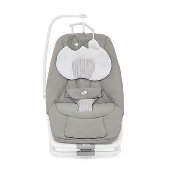 Mothercare | Joie Dreamer Bouncer Willow Light Grey