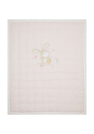 Mothercare   Mothercare Spring Flower Quilt Pink