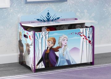 Mothercare | Delta Children Disney Frozen II  Deluxe Toy Box