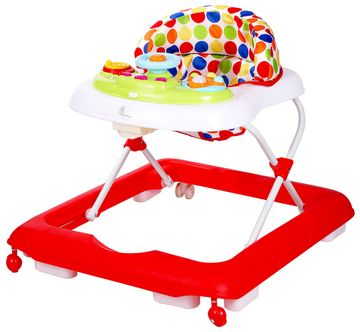 Mothercare | R For Rabbit Step Up Baby Walker & Jumpers Red