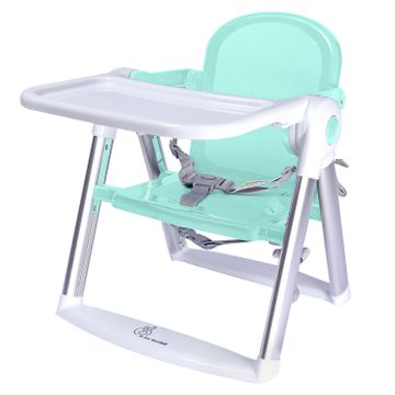 Mothercare | R For Rabbit Jelly Bean Booster Chair Green