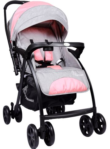 Mothercare   R For Rabbit Sugar Pop Baby Strollers Pink Grey