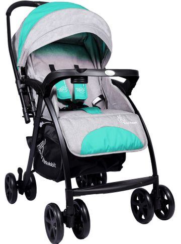Mothercare   R For Rabbit Sugar Pop Baby Strollers Green Grey