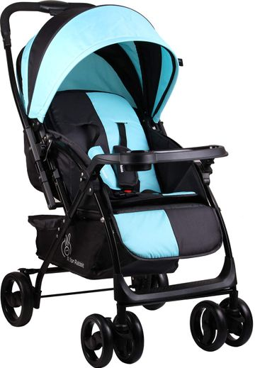 Mothercare | R For Rabbit Cuppy Cake Grand  STCCBB3 blue black