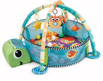 Mothercare | R For Rabbit First Play Turtle Play Gym Multicolour