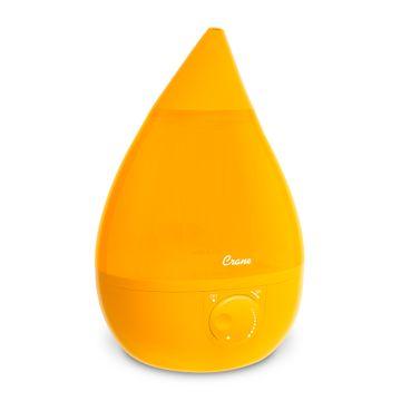 Mothercare | Crane Drop Shape Cool Mist Humidifier Orange