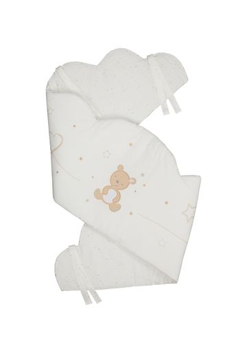 Mothercare | Mothercare Little&Loved Short Bumper  Baby Bedding Sets Cream