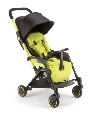 Mothercare   Pali Sei.9 Compact Travel Stroller Lime Yellow
