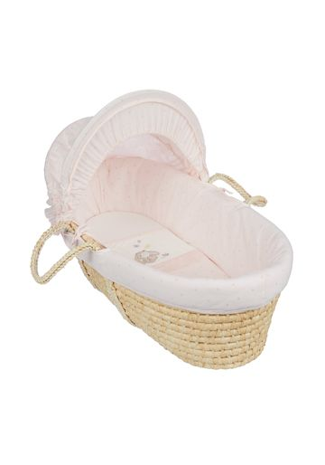 Mothercare | Mothercare Spring Flower Moses Basket Bed Multi