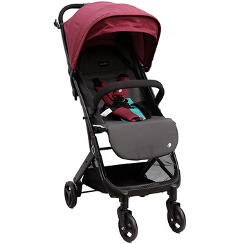 Mothercare   EvenfoWaav Stroller Red