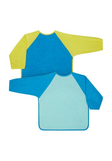 Mothercare | Mothercare Toddler Towelling 2 pack Blue