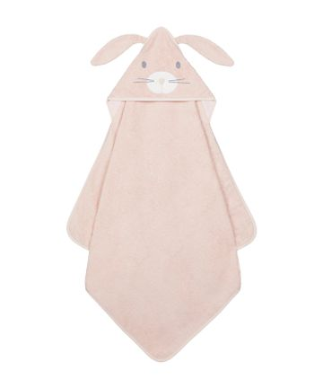 Mothercare | Mothercare Character Cuddle and Dry Bunny Pink