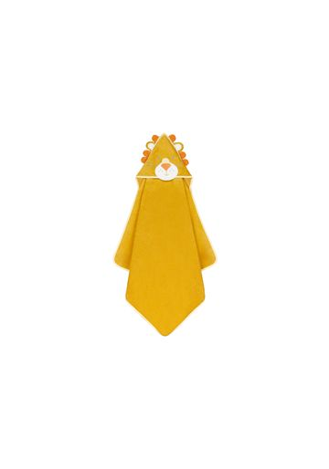Mothercare | Mothercare Character Cuddle and Dry Baby Towels Lion Yellow