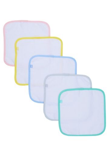 Mothercare | Mothercare 5 pack Flannel Pastel