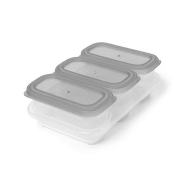 Skiphop | Skip Hop 6Oz Containers Grey