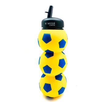 Hamster London | Hamster London Football Bottle for Kids age 3Y+, Yellow
