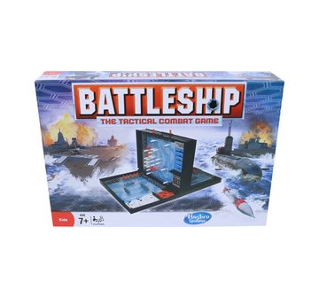 Hasbro Gaming | Hasbro Battleship Board Game Classic Strategy Game for Kids age 7Y+