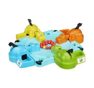 Hasbro Gaming | Elefun & Friends Hungry Hungry Hippos Game