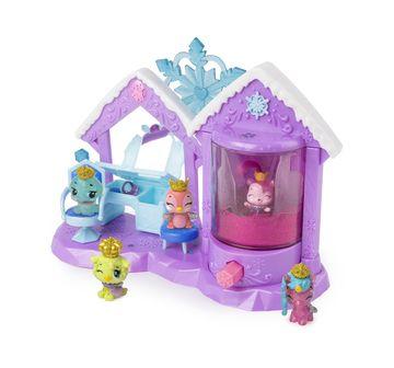Hatchimals   Hatchimals Colleggtibles Glitter Sparkle Salon Playset